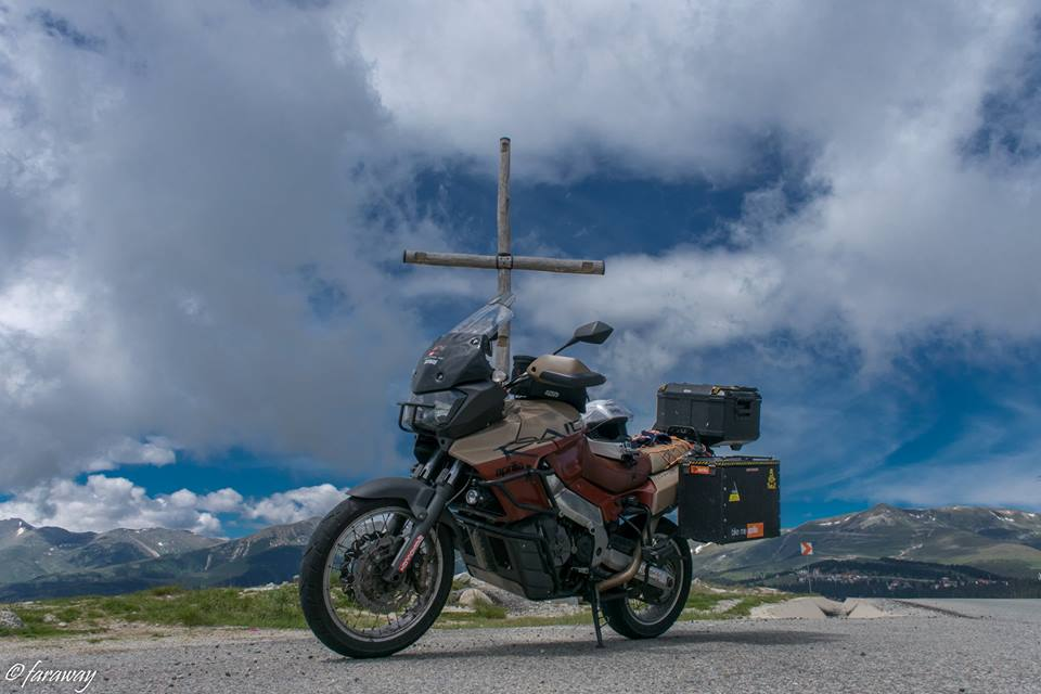 Transalpina June 2017